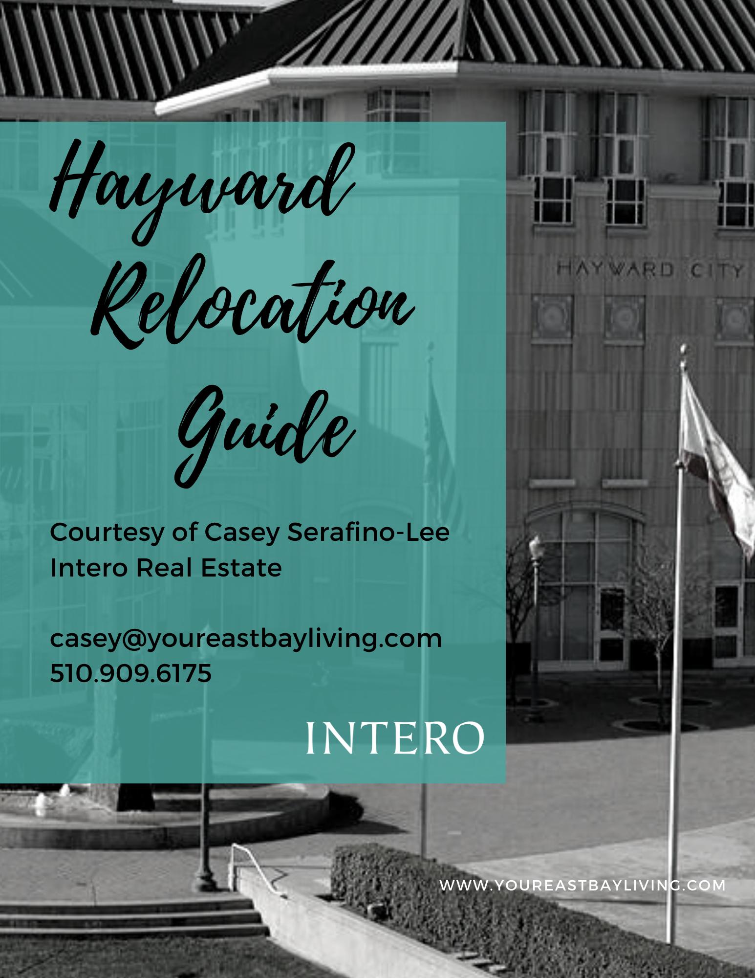 Hayward Relocation Guide